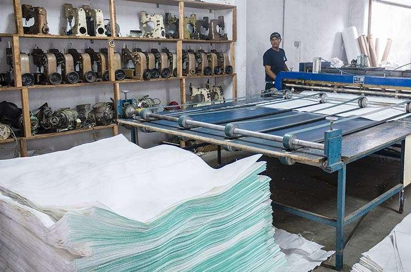 fabrica de sacos